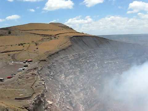Masaya Volcano, Masaya National Park, Nicaragua, Central America