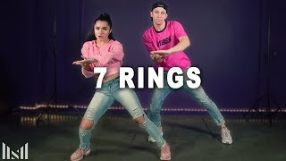 ARIANA GRANDE - 7 RINGS | Matt Steffanina & Tati McQuay Dance Choreography