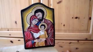 Ikona Świętej Rodziny z Nazaretu