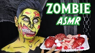 ASMR   Zombie Welcomes You to His Graveyard! (Brain Eating & KILLER Tingles!)