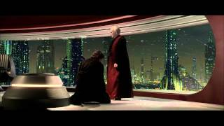 Star Wars: Revenge of the Sith - Anakin transforms into Darth Vader