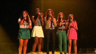 "Top 10 ""Fix You"" - The X Factor USA 2012 [HD]"