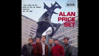 ALAN PRICE SET  i put a spell on you ( 1966 )
