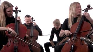 Apocalyptica perform 'Path' in-studio  NP Music