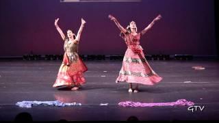 Manpreet & Naina @ Nachda Punjab 2011