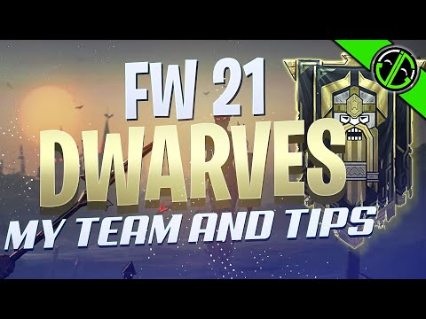 Faction Wars - Dwarves | My Team, Builds, & Tips On Clearing | RAID: Shadow Legends