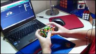 5x5 Rubik's cube solved in 44.88 seconds width=