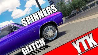 Spinners Glitch - Forza Horizon 3