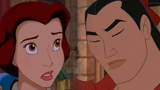 Belle x Shang   Faded