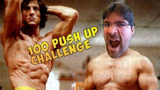 "VLOG : Davido ""pas in shape"" - 100 push-up challenge"