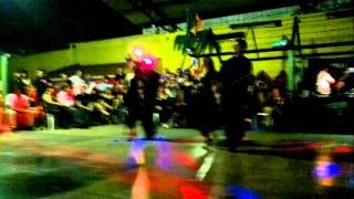 Baile Americano Clásico - Nelson, Natalia, Matias y Susana