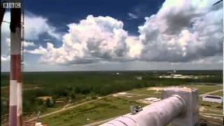 NASA makes their own rain clouds