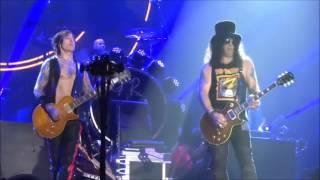 Guns N' Roses Wish You Were Here, Instrumental