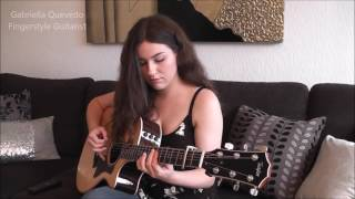 (Pink Floyd) Another Brick In The Wall - Gabriella Quevedo width=