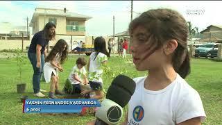 Guardiões da natureza: projeto ensina crianças a preservar meio ambiente