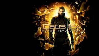 Deus Ex: Human Revolution Soundtrack HD -  Main Menu