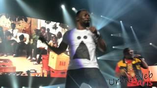 """Passi """" 79 à 97 """" lors du concert l'Age d'Or du Rap Français à AccorHotels Arena Paris Bercy"""