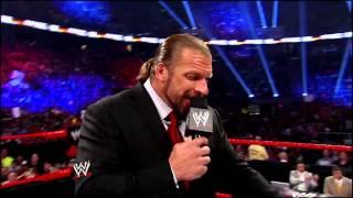(Español) Promo: Brock Lesnar vs. Triple H - SummerSlam 2012 HD