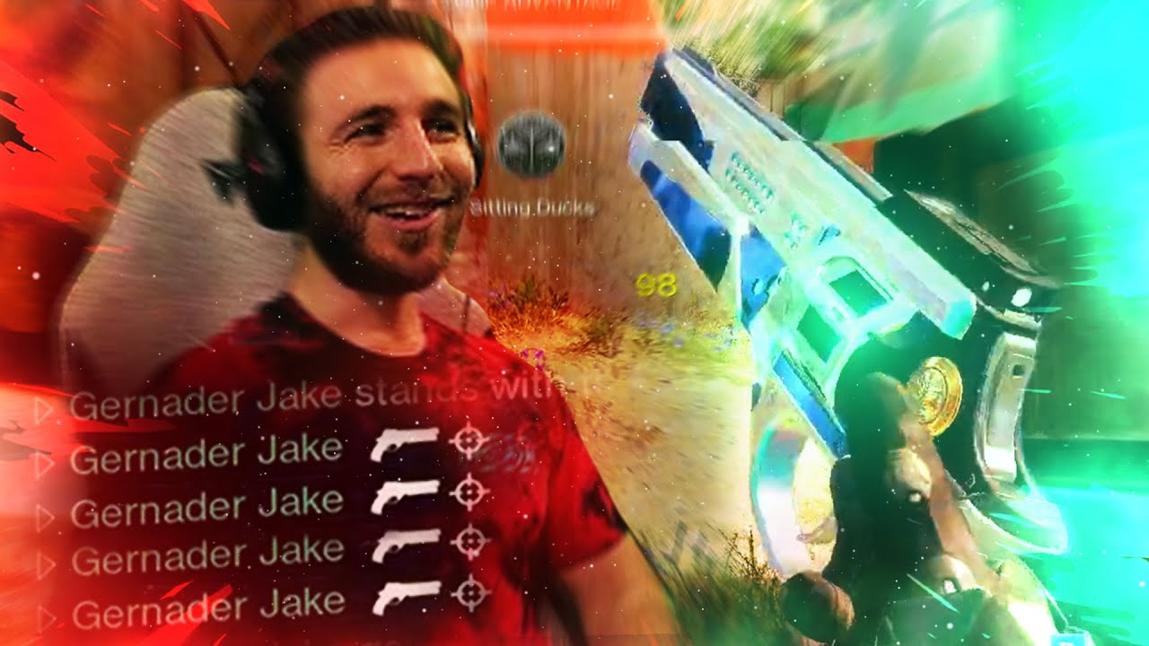 GernaderJake - I SEE WHY EVERYONE IS USING THIS NEW HANDCANNON!!