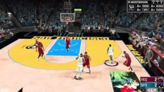 "NBA 2K17 myteam - Global Dan ""Off-White"""
