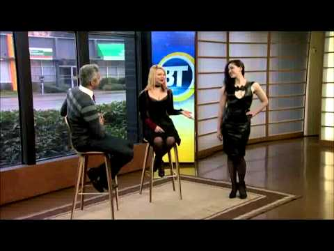 BT Vancouver: Riaz Talks With Melanie Talkington