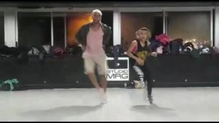 Andy - Beyoncé ft Tur G - Choreo by Lionel