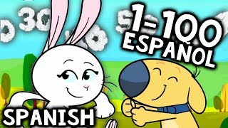 Counting in Spanish Numbers | Song for Kids | Números Para Niños En Español