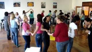 Dança Circular Carlos Rodrigues - Roda Valentino em Bebedouro