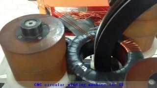 YW 260A Toroidal Winding Machine