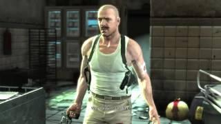 Max Payne 3 - Moustache texture mod