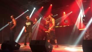 Bone Thugs-N-Harmony - Thug Luv live at Pharr TX