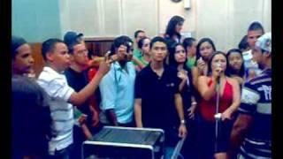 Saia Rodada - Amor Transparente com Raphael Acioli e Srta. Venâncio - Pistolão