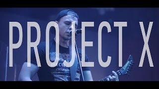 Project X – Scar Tissue  (Red Hot Chili Peppers cover)