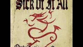 Sick of it all - just look around (rap version)