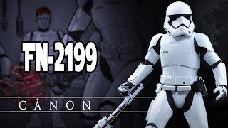 Star Wars: FN-2199 / TR-8R (Cânone) -  Em Algum Lugar Do Universo
