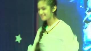 Anushka Sen Ryan Teen Camp Dance competition