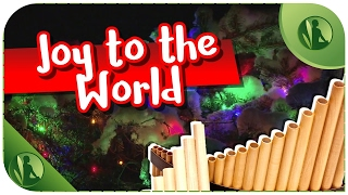 🎅 Canções de Natal com Flauta e Piano Instrumental 🎄 Joy to the World 🎁