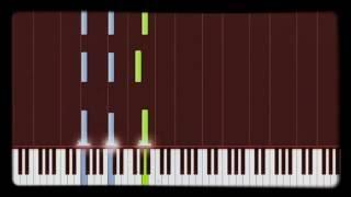 Yo te amo a ti sonido piano