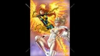 Show das poderosas,com as heroínas da Marvel..