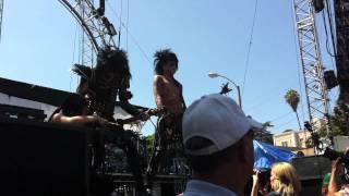 Black Veil Brides - God Bless You Live in HD (8-20-11)