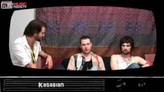 Kasabian at Sydney Big Day Out Sydney 22/01/2010