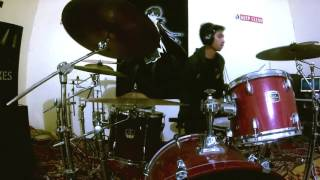 Sheehan Maulana - Avicii - Wake Me Up - Drum cover