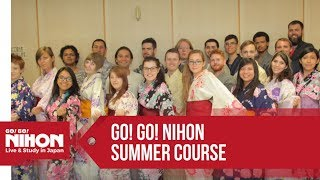 Go! Go! Nihon Japanese Language and Cultural Summer Course in Tokyo