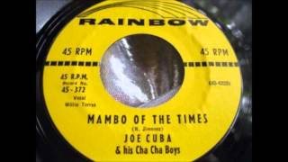 JOE CUBA - MAMBO OF THE TIMES