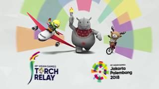 Intro Animasi Asian Games 2018