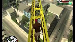 GTA San Andreas funny stuff & epic fails #1
