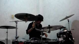 insite-luces (drum cover)