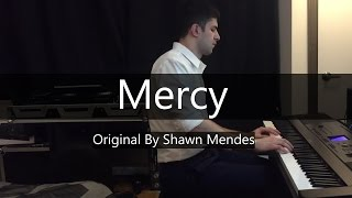 """Mercy"" - Shawn Mendes (Piano Cover) - Niko the Piano Man"