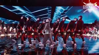 "Jabbawockeez Dance to Mistah FAB's ""Still Feelin It"" Mixed & Mastered by Legion Beats"