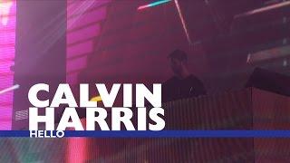 Calvin Harris - 'Hello (Adele)' (Live At Capital's Jingle Bell Ball 2016)